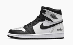 黑银色调加持!全新 Air Jordan 1 明年发布!