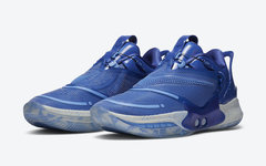 经典皇家蓝+泼墨!全新 Nike Adapt BB 2.0 即将发售!
