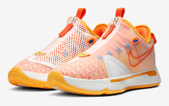 佳得乐配色,Gatorade x Nike PG 4即将发售