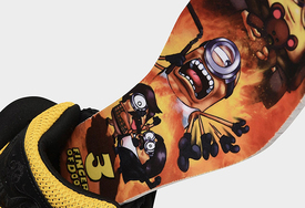 《功夫鲨鱼》灵感!奥尼尔年轮战靴 Reebok Shaqnosis 全新配色释出!