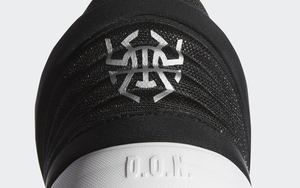 米切尔最新战靴 D.O.N. Issue#2 再迎新配色!经典黑白加持酷劲十足!