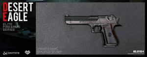 精英武器系列,.50沙漠之鹰手鎗 黑色款 套装