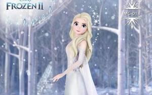 野兽国新品极匠系列,《冰雪奇缘2》艾莎