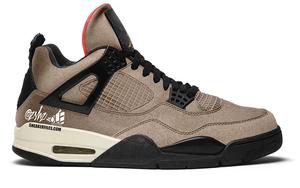 鞋面可撕!Air Jordan 4 全新配色明年登场!
