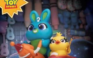 野兽国新品梦-精选系列,细节丰富又超可爱的《兔哥与达鸭》
