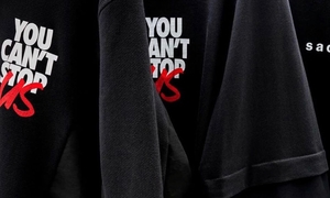 "支援全球抗疫工作!Nike x sacai ""You Can't Stop Us"" 特别合作系列即将登场!"