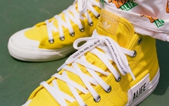 Alife® x adidas Nizza Hi 两款联名配色现已发售!