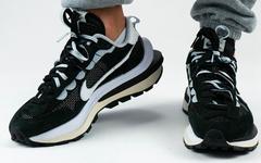 上脚有点帅气!sacai x Nike 新联名将于今年秋季登场!