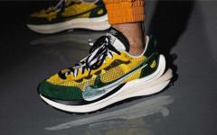 sacai x Nike 新联名你喜欢哪款?黄绿版本上脚美照释出!