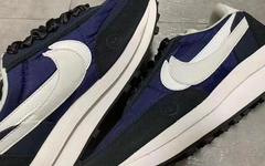 你打几分?fragment design x sacai x Nike 联名细节曝光!