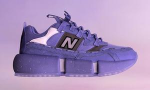 分段式鞋底时尚感爆棚!Jaden Smith x New Balance 联名鞋款正式发布!