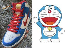 灵感来源于哆啦A梦,Nike SB Dunk High新配色亮相