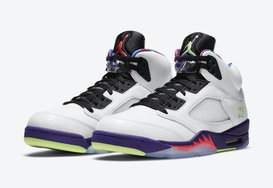 细节鸳鸯设计点缀,Air Jordan 5 新鲜王子2.0发售在即