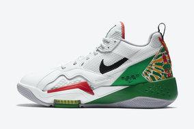 Jordan新鞋型值得一试, Jordan Zoom 92 新配色亮相