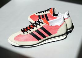 复古鞋型改头换面,尼龙鞋面adidas SL 72值得一试