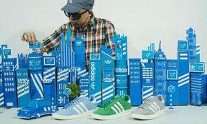 复古与潮流个性兼具!Human Made x adidas 全新系列明日发售!