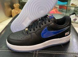 "更多实物细节曝光!KITH x Nike Air Force 1 ""NYC"" 联名你打几分?"
