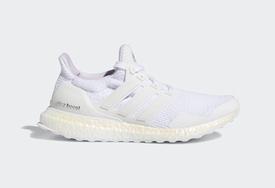 让人心动的小白鞋!珍珠白  Ultra Boost 即将登场!
