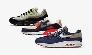 发售日期曝光!DENHAM x Nike 联名系列九月发布!