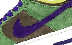 """2001 年的""""丑小鸭""""套装配色! Nike Dunk Low """"Veneer"""" 复刻版实物曝光!"""