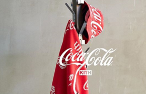 KITH x Coca-Cola 联名系列发售日期公布!入手难度不低!