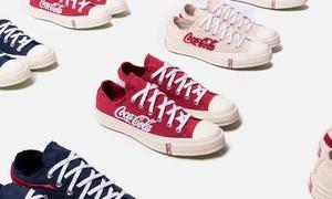 必追三方联名!KITH x Coca-Cola x CONVERSE Chuck 70 Low 发售日期确定