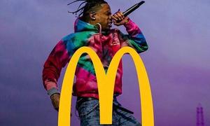 Travis Scott 即将携手麦当劳推出联名?你期待吗?