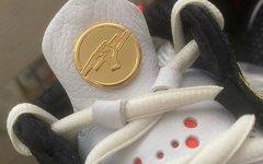 实物细节曝光!Titan x Air Jordan XX3 联名今年年底发布!