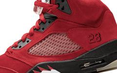 经典配色愤怒的公牛 Air Jordan 5 明年复刻回归!发售日期曝光!