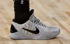 """斑马纹主打!德罗赞的 Nike Kobe 5 Protro """"Zebra"""" 本月发售!"""