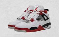 11 月复刻回归!Air Jordan 4 经典人气白红配色在你入手名单吗?