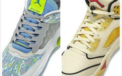 有钱也买不到!Jordan 棒球运动员专属 Air Jordan 5 与 Jordan Max 200 曝光!
