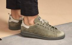 预计是这一季新的刷街神鞋?adidas Stan Smith迎来冬季升级款