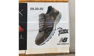定档本周日!Patta x New Balance 920 即将发售!