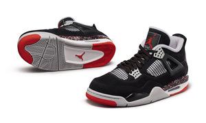 惊了!OVO x Air Jordan 4 Sample 被拍卖!成交价高达 3 万+美元!