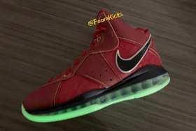 "LeBron 8 ""Gym Red"" 将于年底登场!外底设计是亮点!"