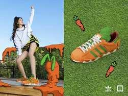 梦幻可爱,Melting Sadness x adidas Originals 联名系列释出!