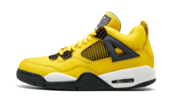 """天价神鞋复刻!电母 Air Jordan 4 """"Lightning"""" 明年回归!"""