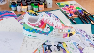 等了近半年的联名!王若晗 x Nike 联名发售预告释出!