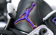 """并没有被取消发售?Air Jordan 3 """"Court Purple"""" 发售日期释出!"""