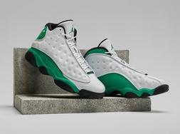 """发售预告释出!Air Jordan 13 全新 """"Lucky Green"""" 配色本周六登场!"""