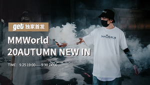 get 獨家首發丨MMWorld 20AUTUMN NEW IN