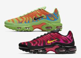 Supreme x Nike Air Max Plus发售在即?现已登陆美区SNKRS