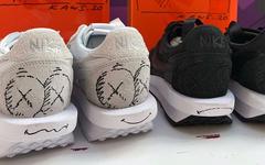 KAWS 涂鸦 sacai x Nike 曝光!外观让人心动,只是...