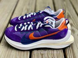 sacai x Nike VaporWaffle 第二波配色怎么样?明年春季登场!