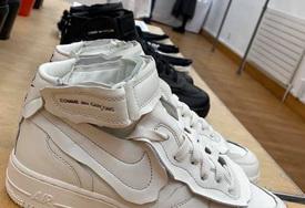本月又一重磅!CDG x Nike AF1 联名或将登场!