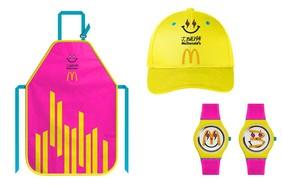 一口气发布数十种单品!J Balvin x McDonald's 全新联乘系列登场!