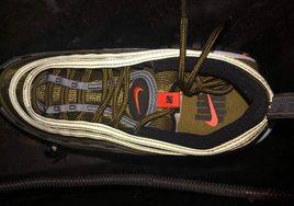 曾经的天价联名!UNDEFEATED x Nike Air Max 97 实物图曝光!