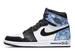 腰果花 Air Jordan 1 来了!明年春季发售,你心动吗?