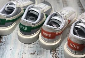 设计相当让人心动!sacai x Nike Blazer Low 实物完整曝光!